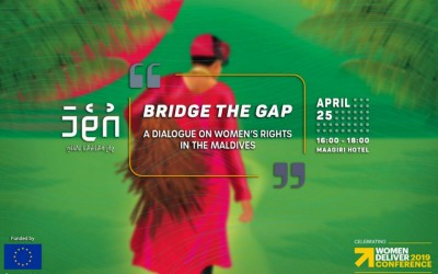 Bridge The Gap: a dialogue on women's rights in the Maldives